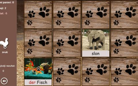 Memori sa životinjam