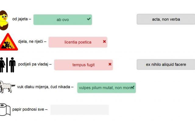 Latinske izreke